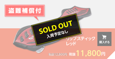 Ripstik RED レッド SOLD OUT